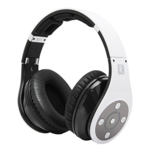 White Bluedio Headphones
