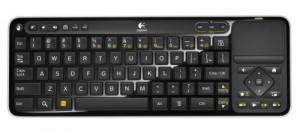 Logitech Revue Keyboard