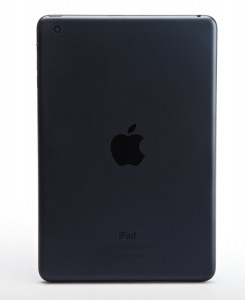iPad Mini Black Back