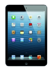 iPad Mini Black Front