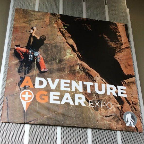 Adventure Gear Sign