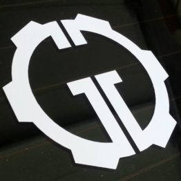 GG Decal Square