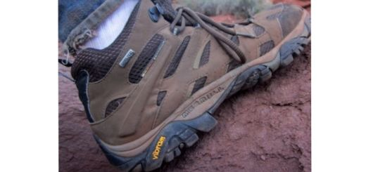Gear in Action - Merrell Hiking Boots