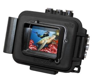 Intova Edge X Waterproof Camera - Screen View