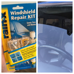 Rain-X Windshield Repair KIT Large Image