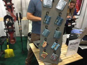 ROAM Wallets - Adventure Gear Fest outdoor expo
