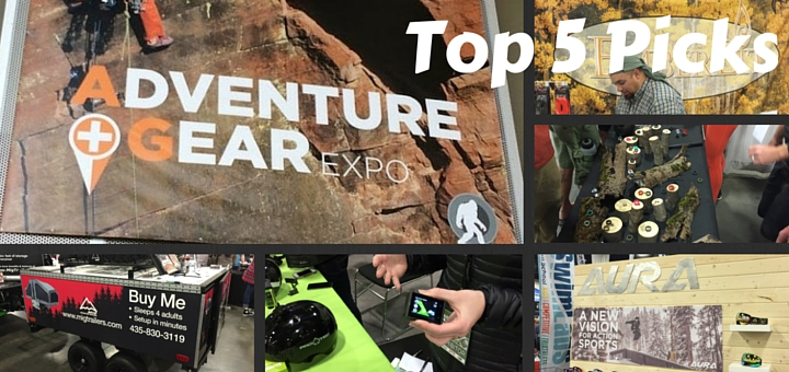 Top 5 Picks - Adventure Gear Fest outdoor expo