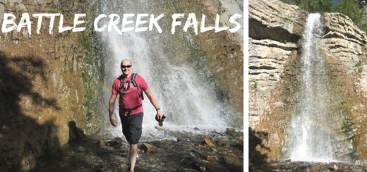 Battle Creek Falls-Featured Image