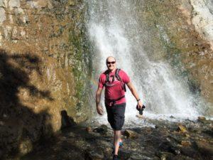 Battle Creek Falls - Waterfall-griptioneerdan