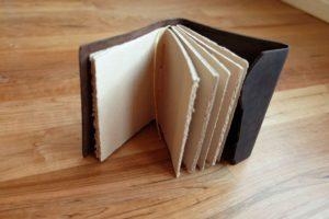 StoneGrain Field Journals-Open-Paper View