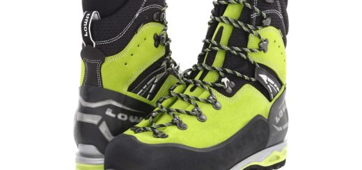 LOWA Weisshorn GTX women's alpine boot