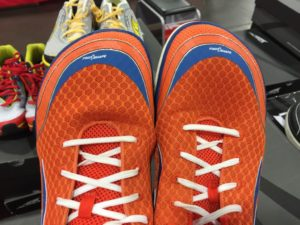 Altra running shoes - Adventure Gear Fest outdoor expo
