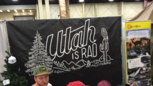 Utah is Rad - Instagram - Adventure Gear Fest outdoor expo